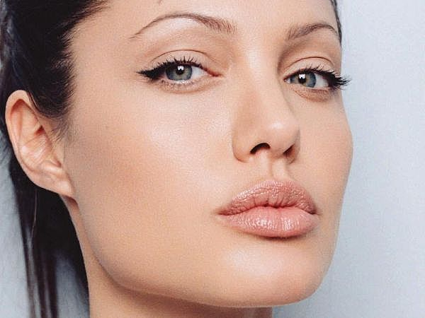 Angelina Jolie Trucco Occhi