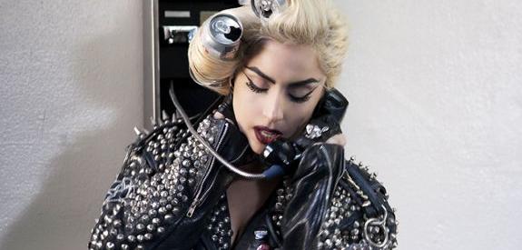 Lady Gaga Trucco Occhi